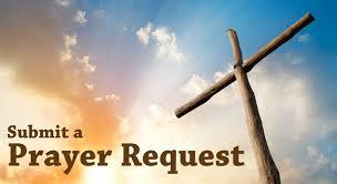People of Christ - Prayer Request Form